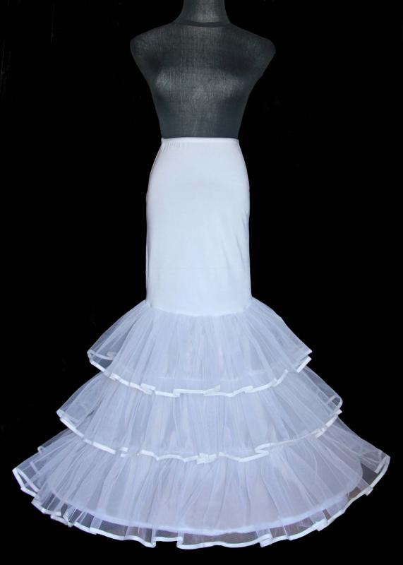 5 x Fishtail / Mermaid Crinoline/Petticoat/Under...