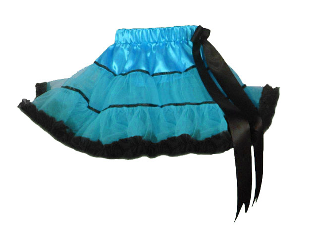 Girls Blue Skirt Tutu/Fancy/Party/Dance/Petticoat